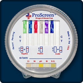 ProScreen cup
