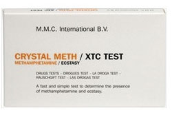 Crystal Meth/XTC Test