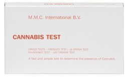 Presumptive identification of Cannabis