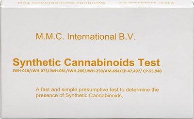 Synthetic Cannabinoid test